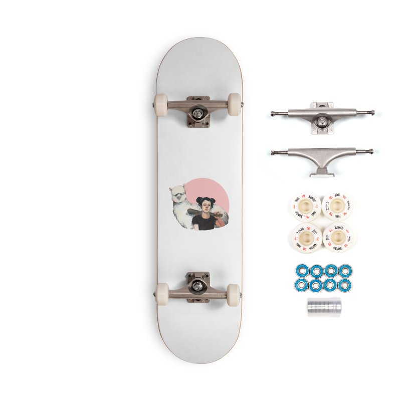 rebecca vollmar partners-in-crime Accessories Complete - Premium Skateboard by Misterdressup
