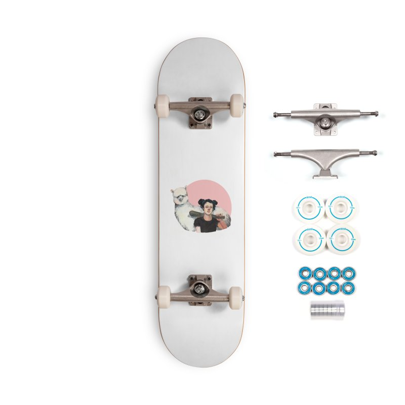 rebecca vollmar partners-in-crime Accessories Complete - Basic Skateboard by Misterdressup