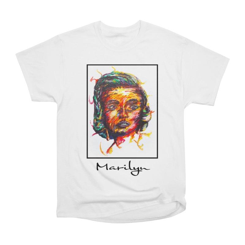 Noah Kayma Men's Heavyweight T-Shirt by Misterdressup