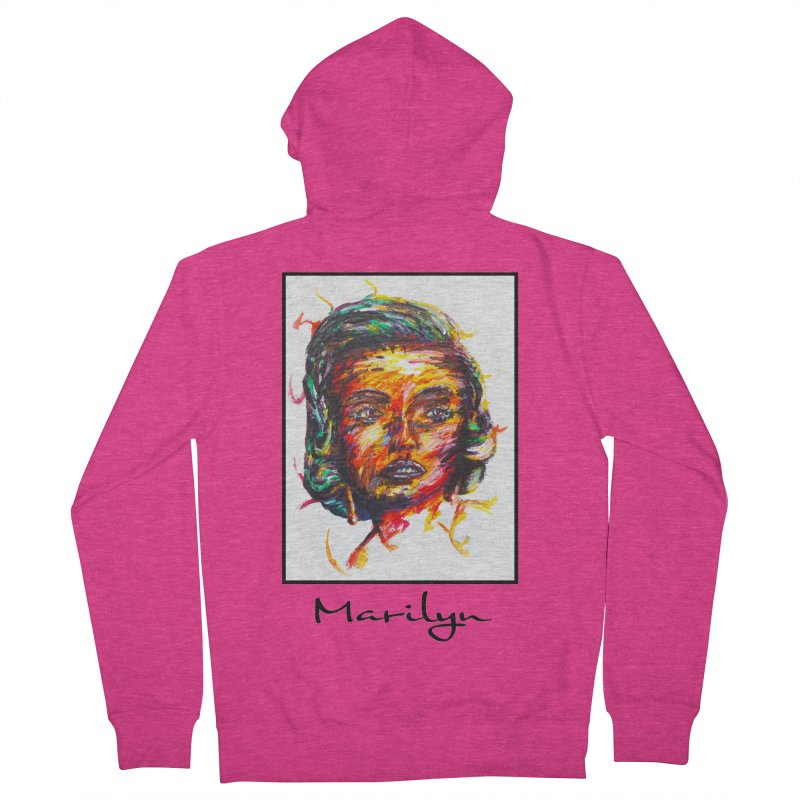 Noah Kayma Women's French Terry Zip-Up Hoody by Misterdressup