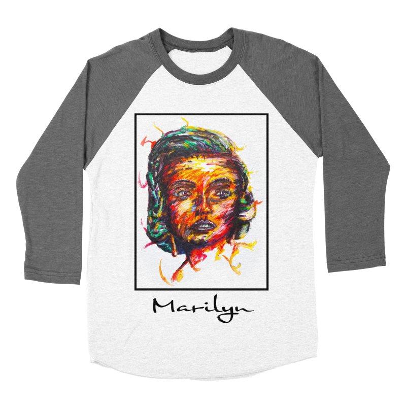 Noah Kayma Men's Baseball Triblend Longsleeve T-Shirt by Misterdressup