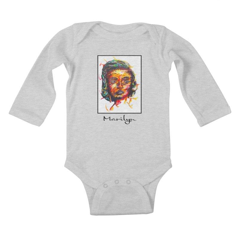 Noah Kayma Kids Baby Longsleeve Bodysuit by Misterdressup