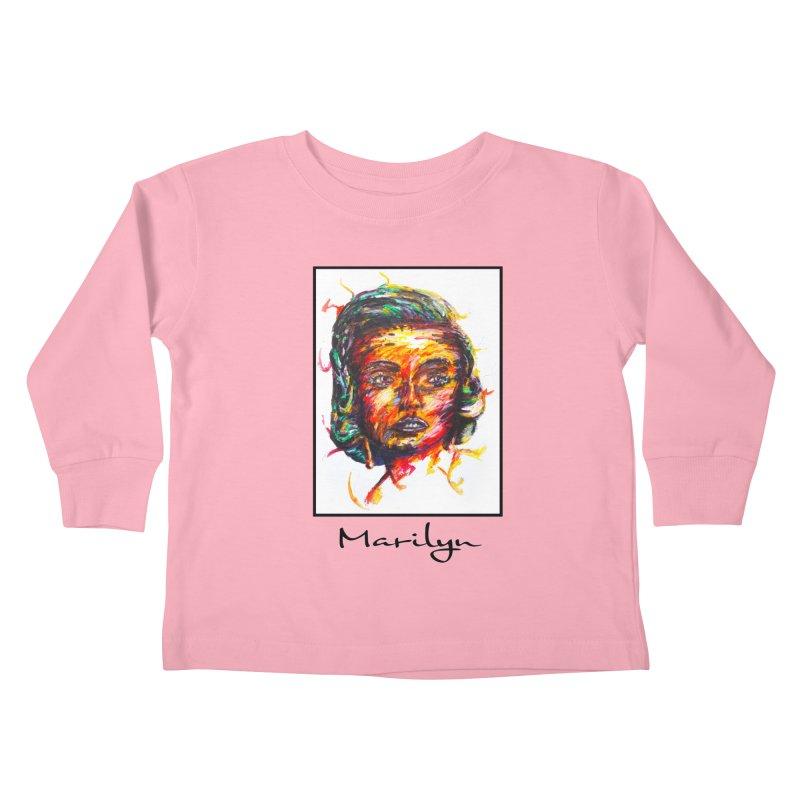 Noah Kayma Kids Toddler Longsleeve T-Shirt by Misterdressup