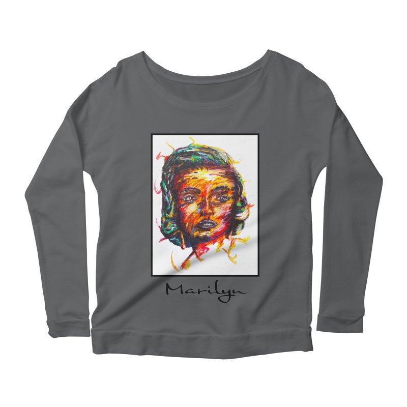 Noah Kayma Women's Scoop Neck Longsleeve T-Shirt by Misterdressup