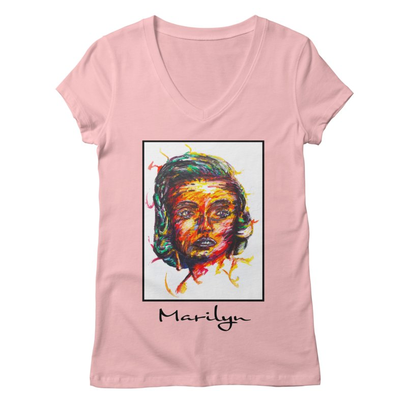 Noah Kayma Women's Regular V-Neck by Misterdressup