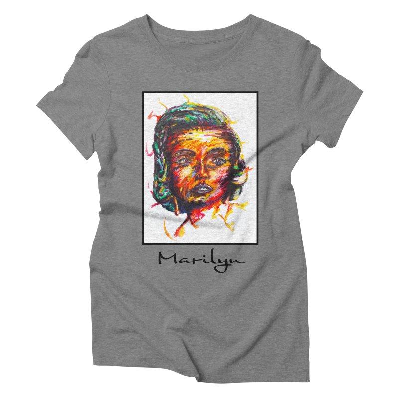 Noah Kayma Women's Triblend T-Shirt by Misterdressup