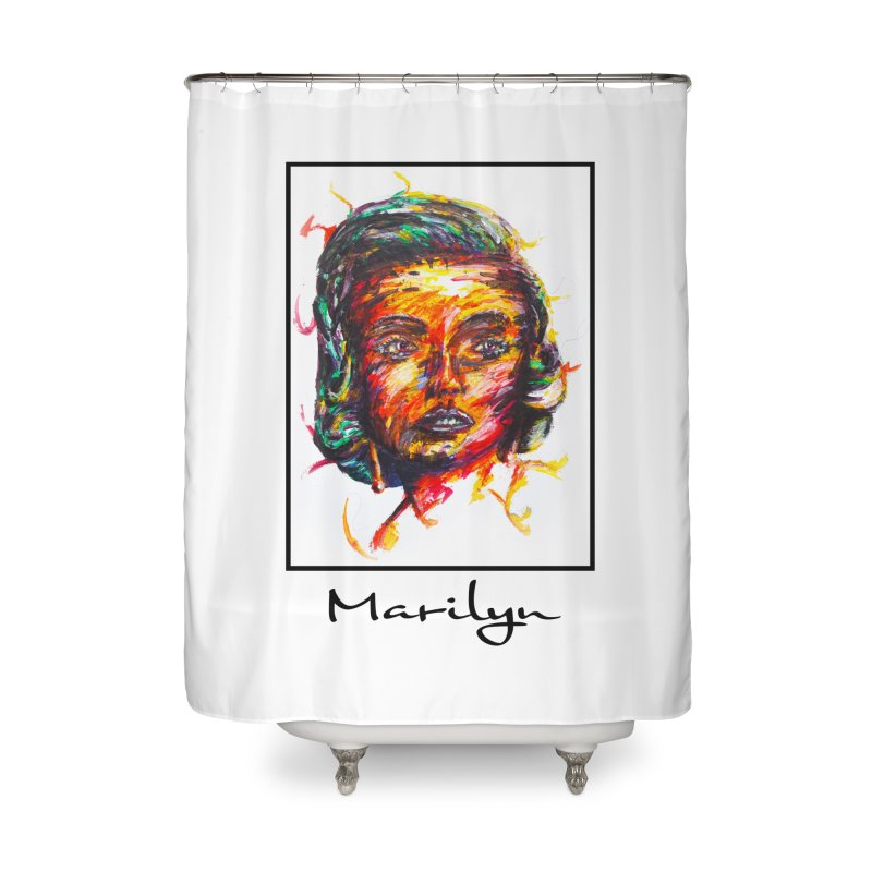 Noah Kayma Home Shower Curtain by Misterdressup