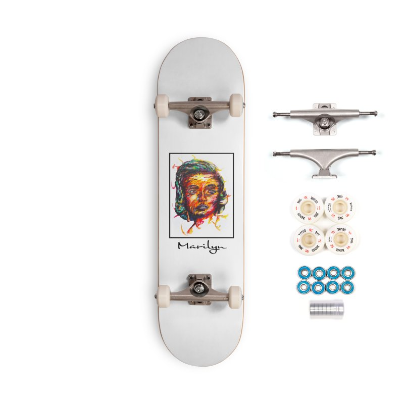 Noah Kayma Accessories Complete - Premium Skateboard by Misterdressup