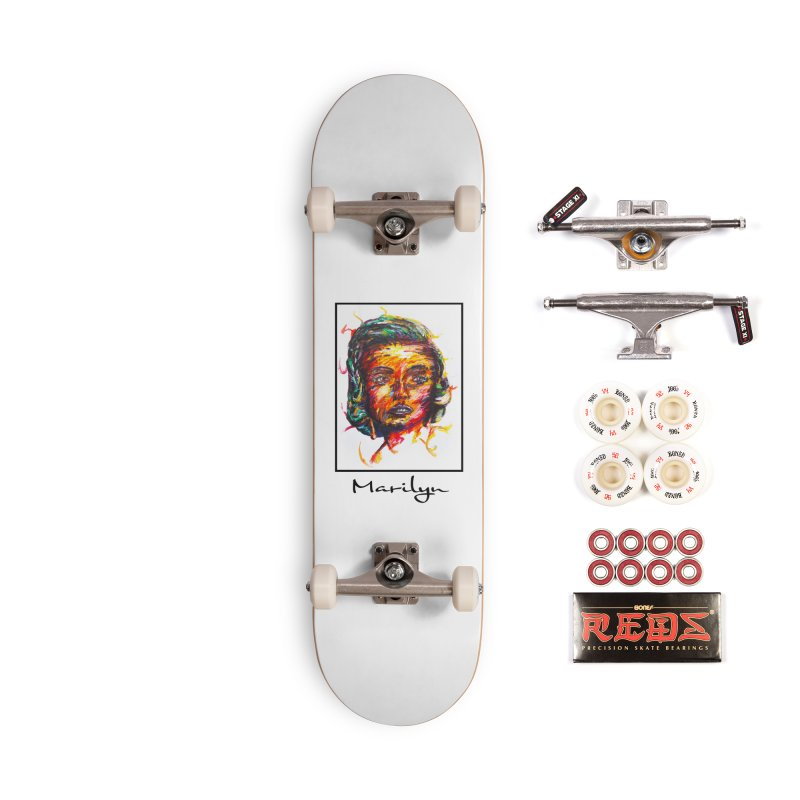 Noah Kayma Accessories Complete - Pro Skateboard by Misterdressup