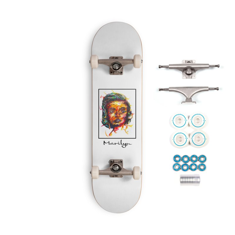 Noah Kayma Accessories Complete - Basic Skateboard by Misterdressup