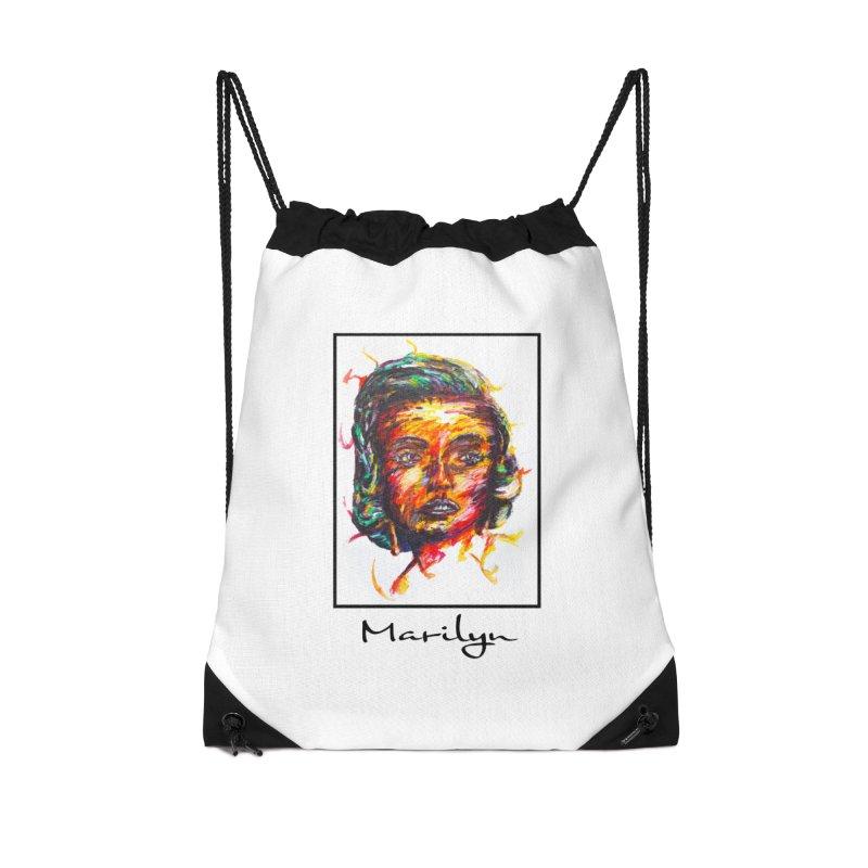 Noah Kayma Accessories Drawstring Bag Bag by Misterdressup