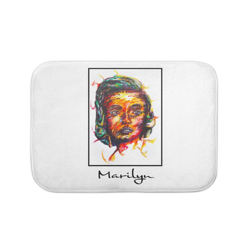 Noah Kayma Home Bath Mat by Misterdressup