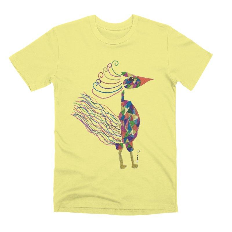 Emma Cedillo Lazcano Men's Premium T-Shirt by Misterdressup