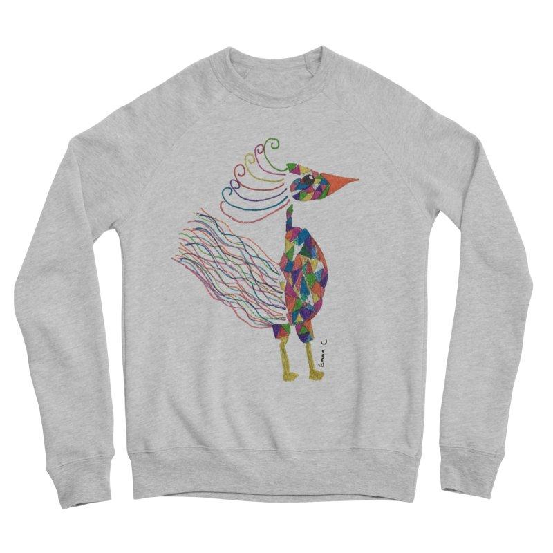 Emma Cedillo Lazcano Women's Sponge Fleece Sweatshirt by Misterdressup