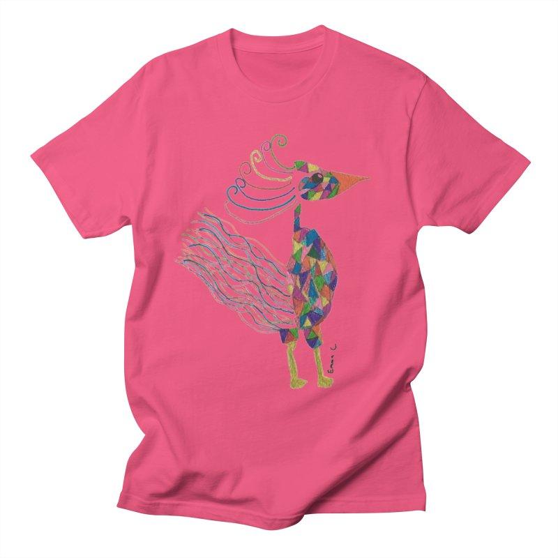 Emma Cedillo Lazcano Men's Regular T-Shirt by Misterdressup