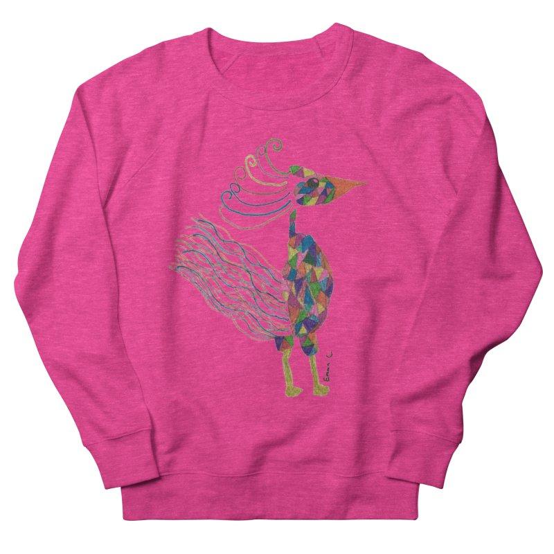 Emma Cedillo Lazcano Women's French Terry Sweatshirt by Misterdressup