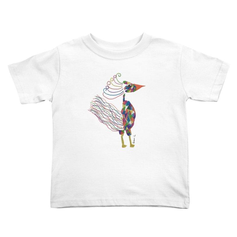 Emma Cedillo Lazcano Kids Toddler T-Shirt by Misterdressup