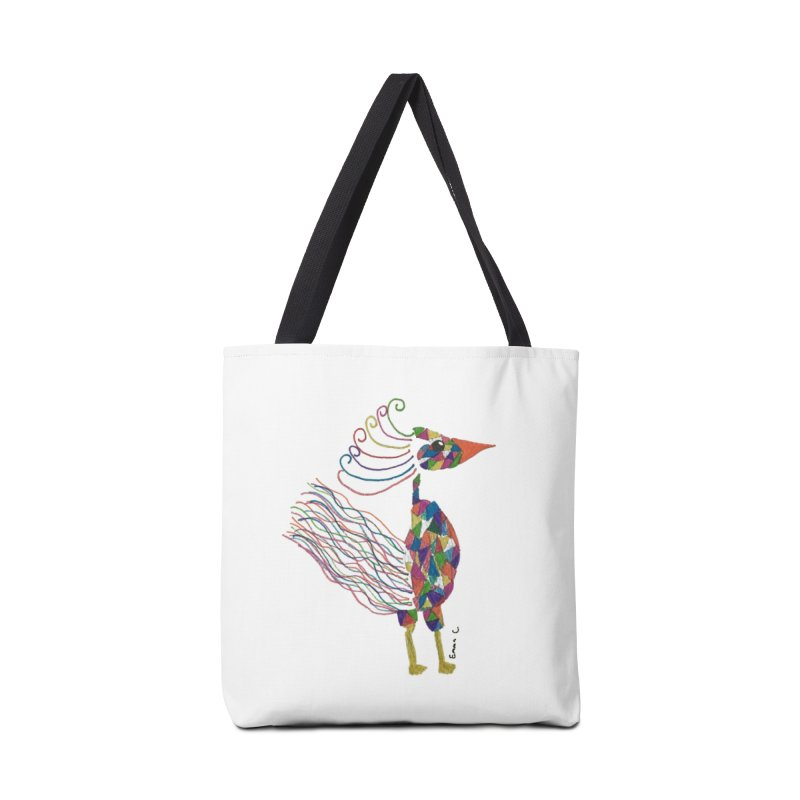 Emma Cedillo Lazcano Accessories Tote Bag Bag by Misterdressup