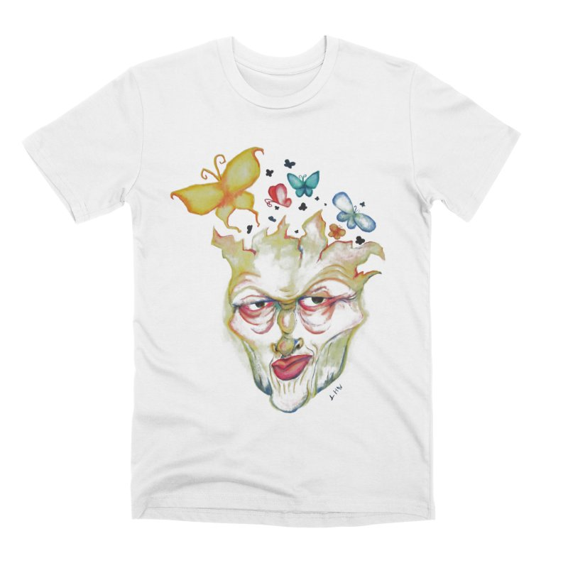 Lea Nordstrøm Men's Premium T-Shirt by Misterdressup