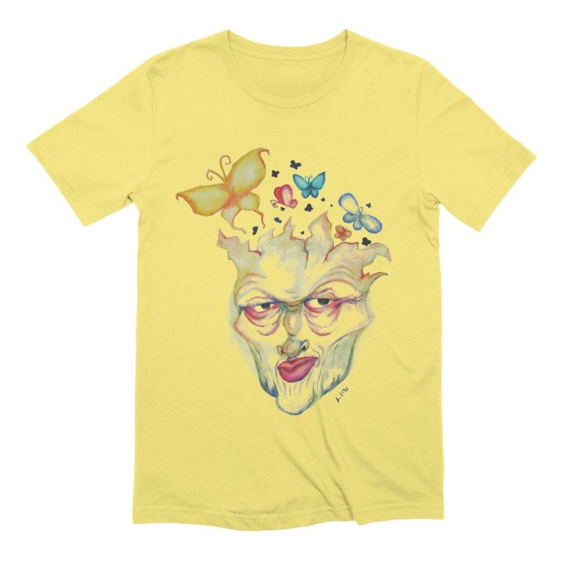 Lea Nordstrøm Men's Extra Soft T-Shirt by Misterdressup