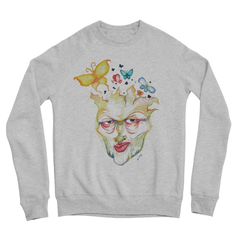 Lea Nordstrøm Women's Sponge Fleece Sweatshirt by Misterdressup