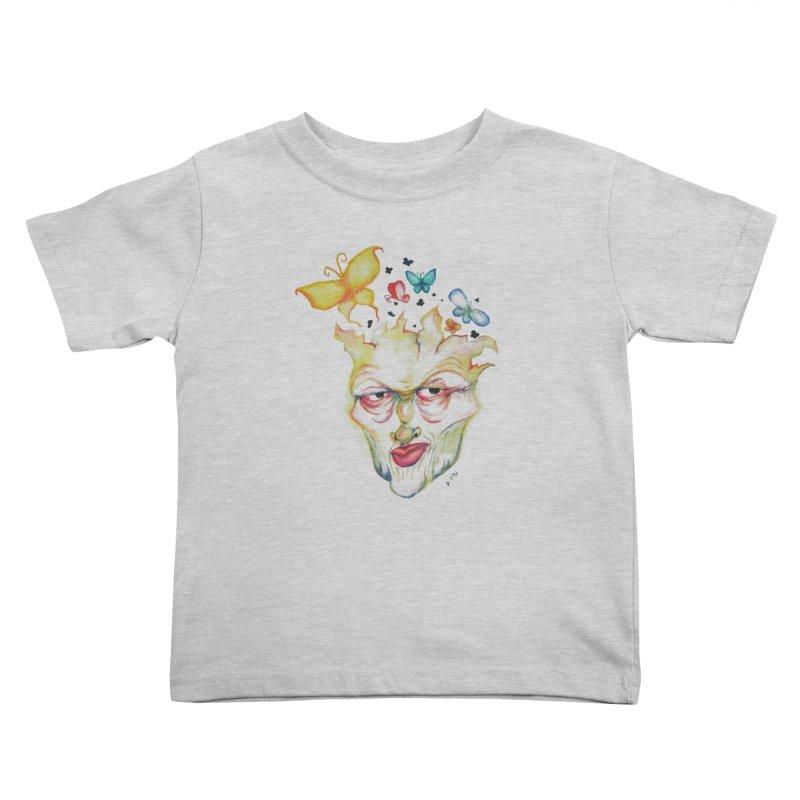 Lea Nordstrøm Kids Toddler T-Shirt by Misterdressup