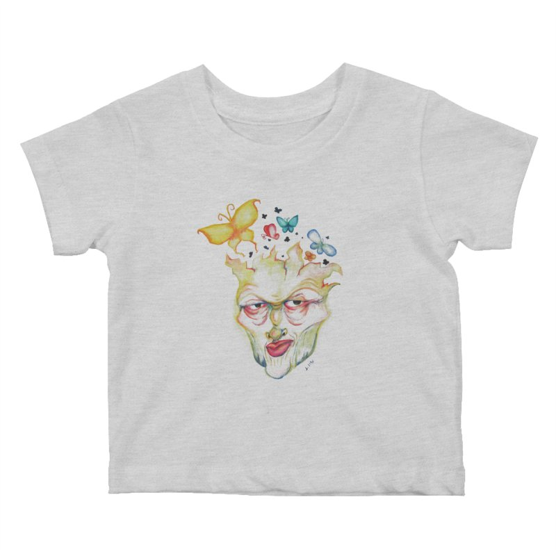 Lea Nordstrøm Kids Baby T-Shirt by Misterdressup