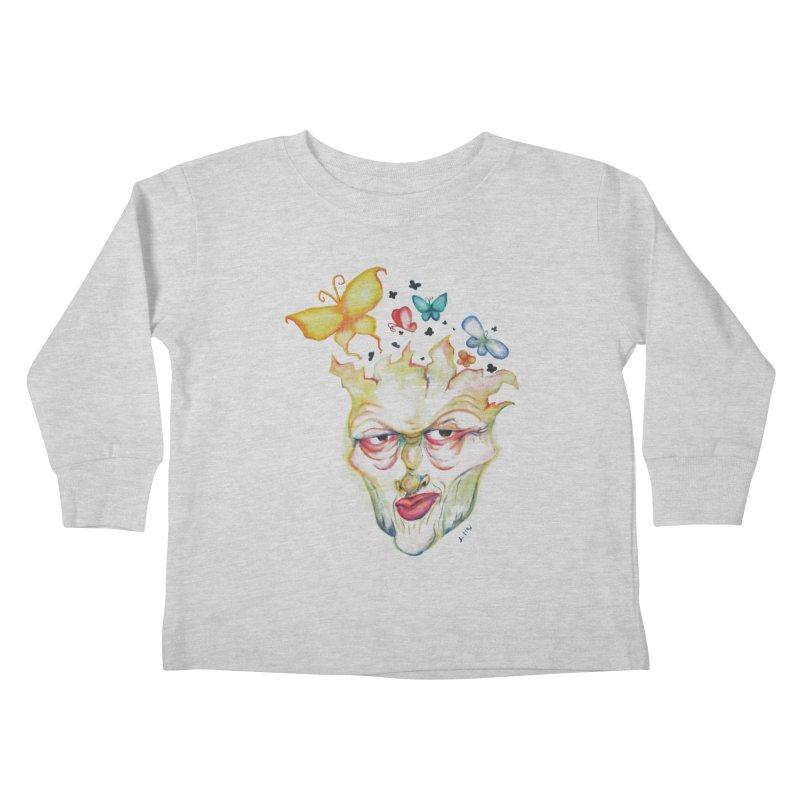Lea Nordstrøm Kids Toddler Longsleeve T-Shirt by Misterdressup