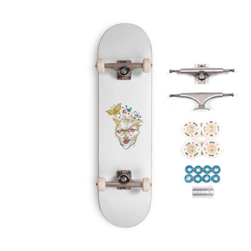 Lea Nordstrøm Accessories Complete - Premium Skateboard by Misterdressup