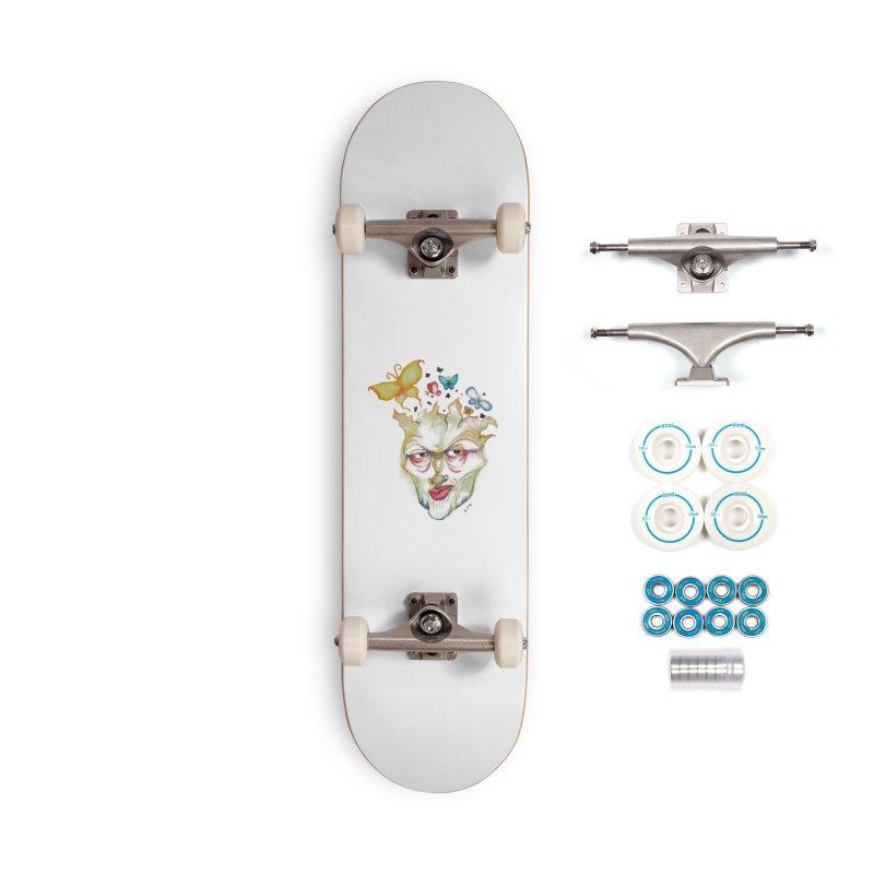 Lea Nordstrøm Accessories Complete - Basic Skateboard by Misterdressup
