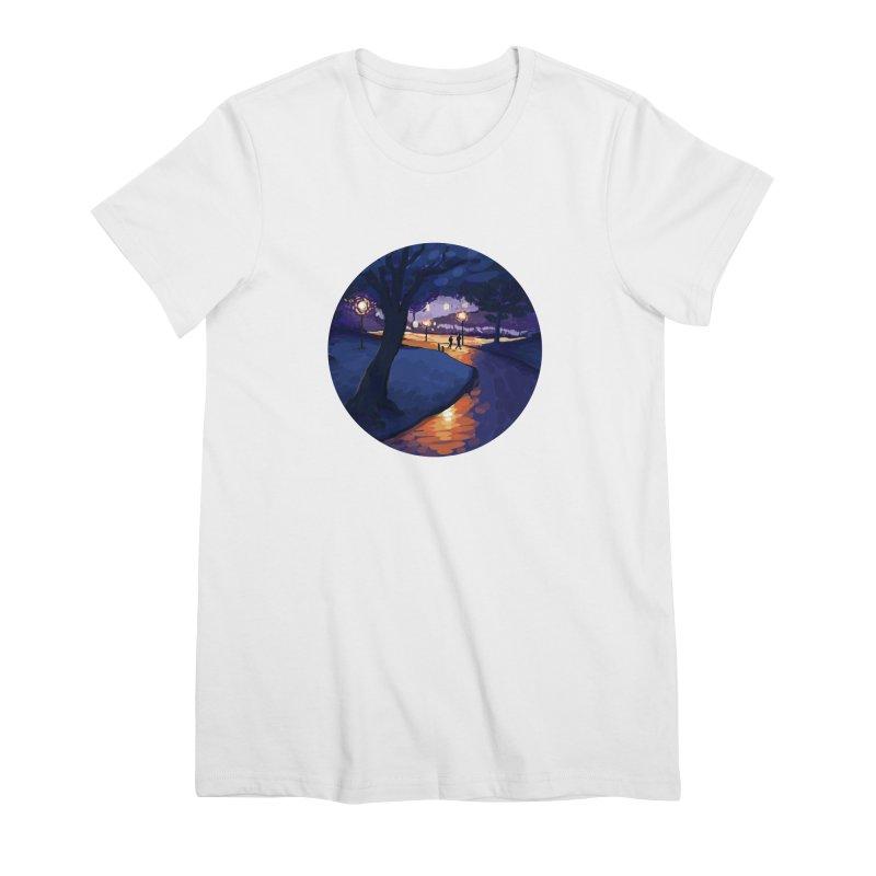 Agnes Guttormsgaard Women's Premium T-Shirt by Misterdressup