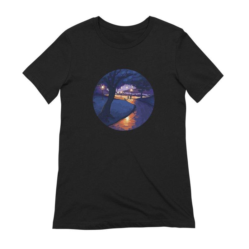 Agnes Guttormsgaard Women's Extra Soft T-Shirt by Misterdressup