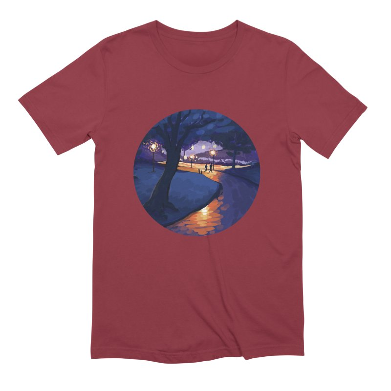 Agnes Guttormsgaard Men's Extra Soft T-Shirt by Misterdressup