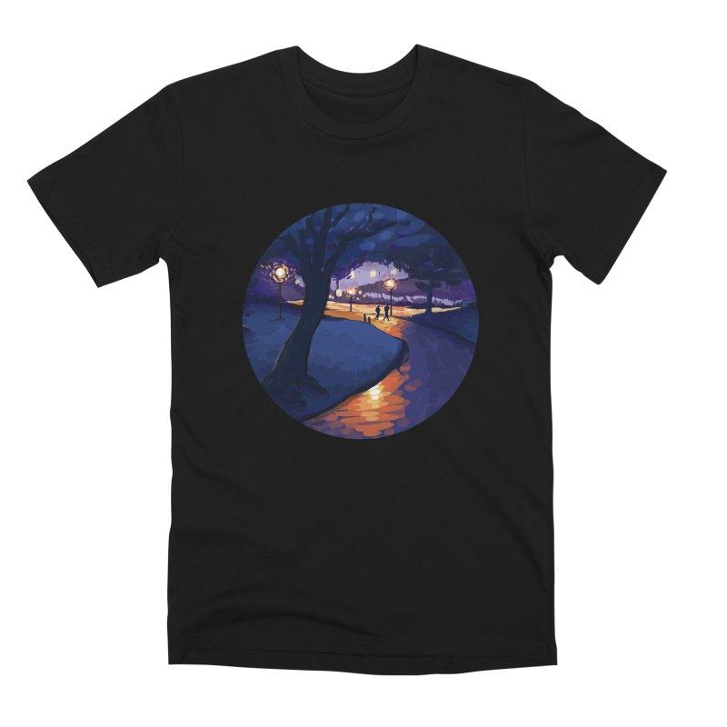 Agnes Guttormsgaard Men's Premium T-Shirt by Misterdressup