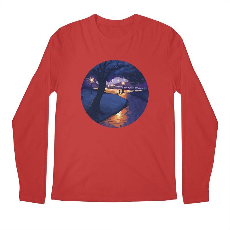 Agnes Guttormsgaard Men's Regular Longsleeve T-Shirt by Misterdressup