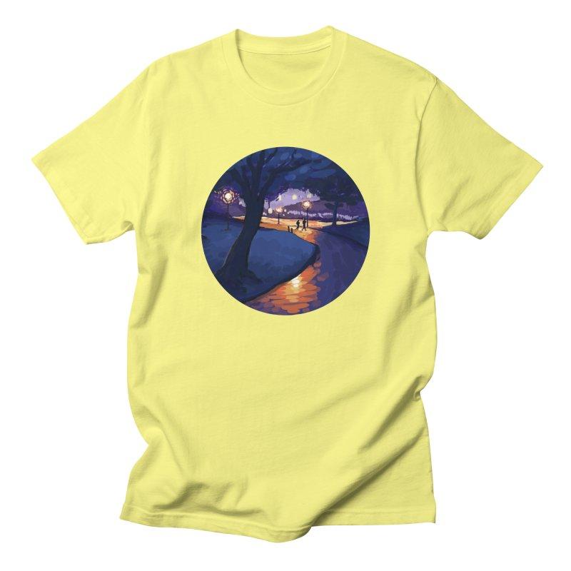 Agnes Guttormsgaard Men's Regular T-Shirt by Misterdressup