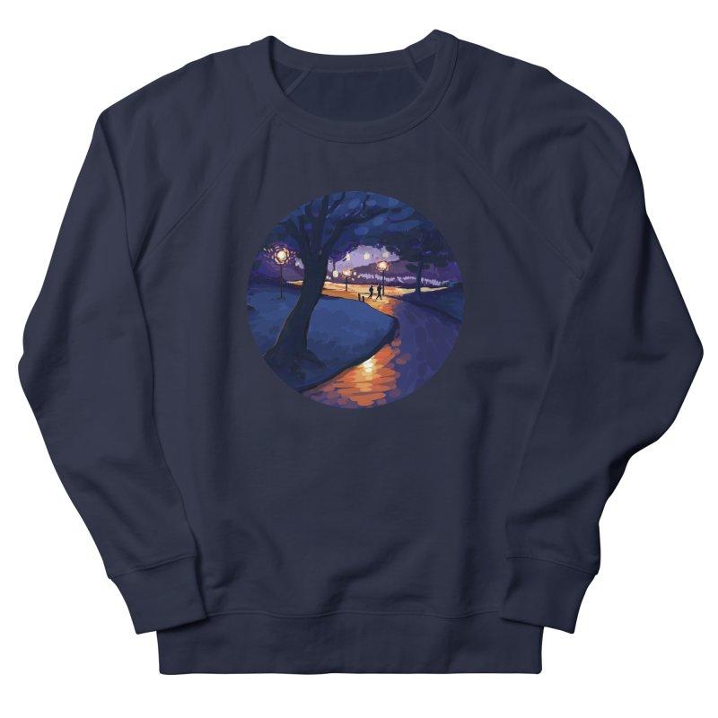 Agnes Guttormsgaard Men's French Terry Sweatshirt by Misterdressup