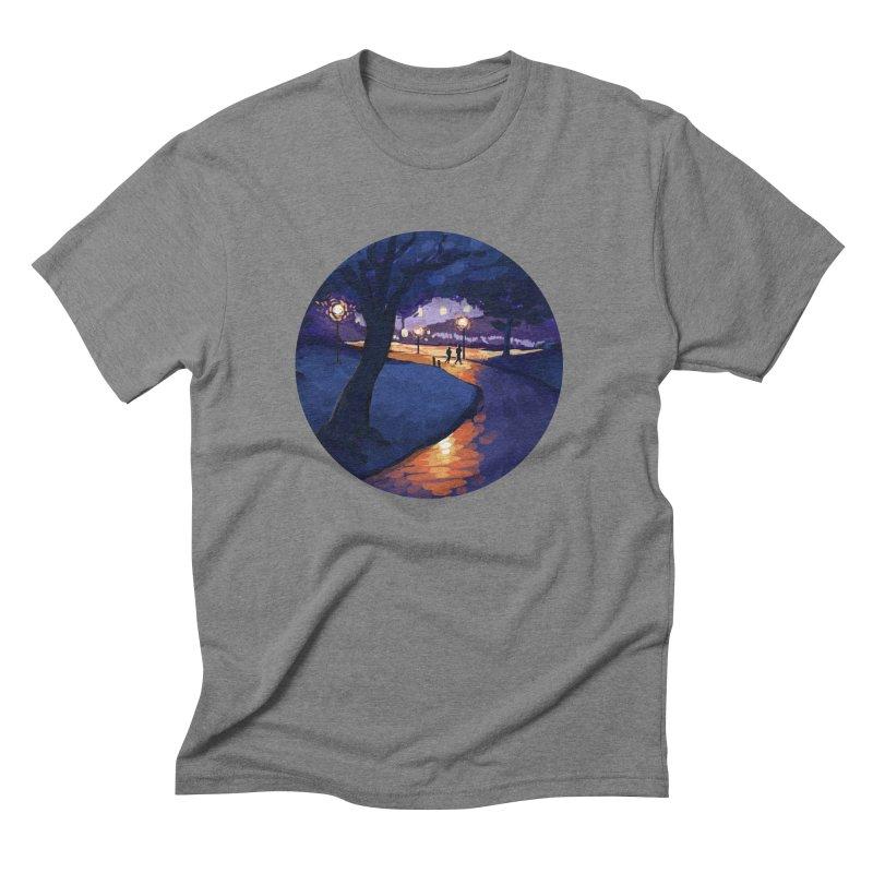 Agnes Guttormsgaard Men's Triblend T-Shirt by Misterdressup