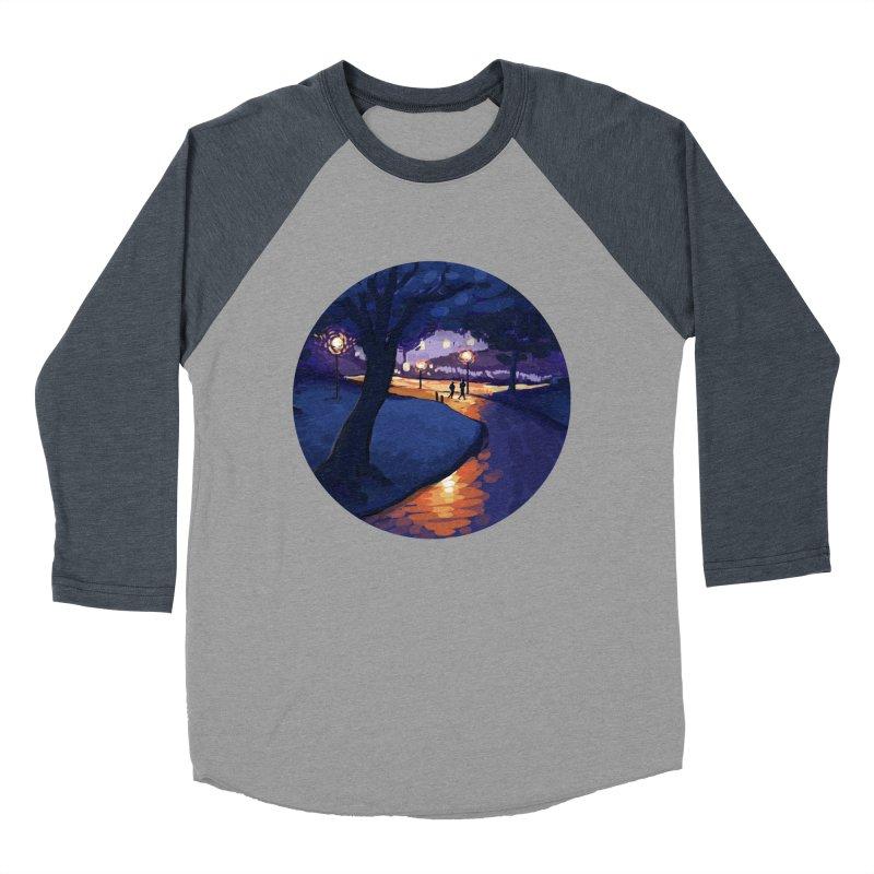 Agnes Guttormsgaard Men's Baseball Triblend Longsleeve T-Shirt by Misterdressup