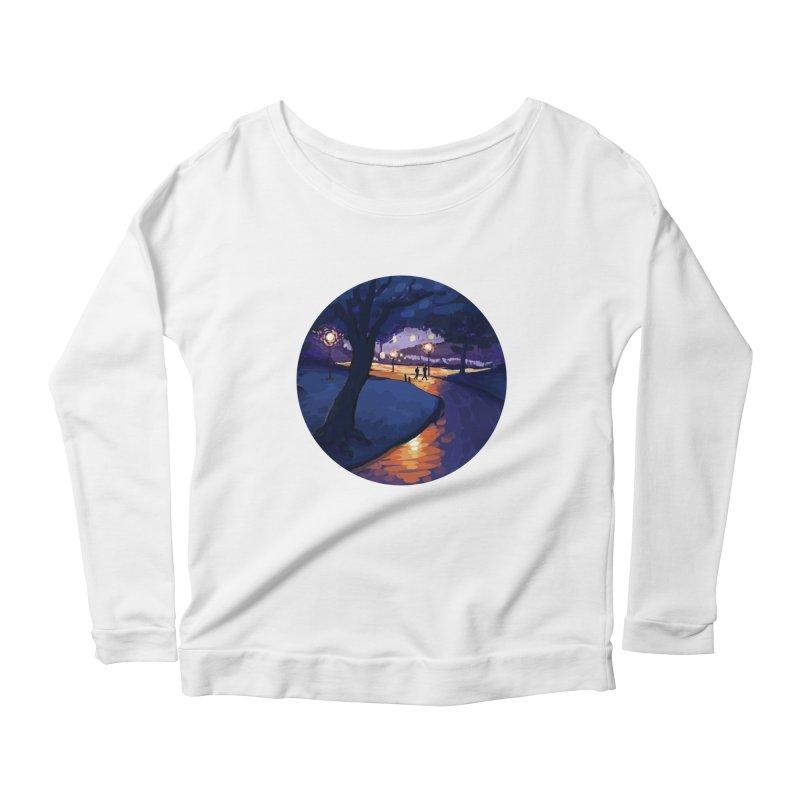Agnes Guttormsgaard Women's Scoop Neck Longsleeve T-Shirt by Misterdressup