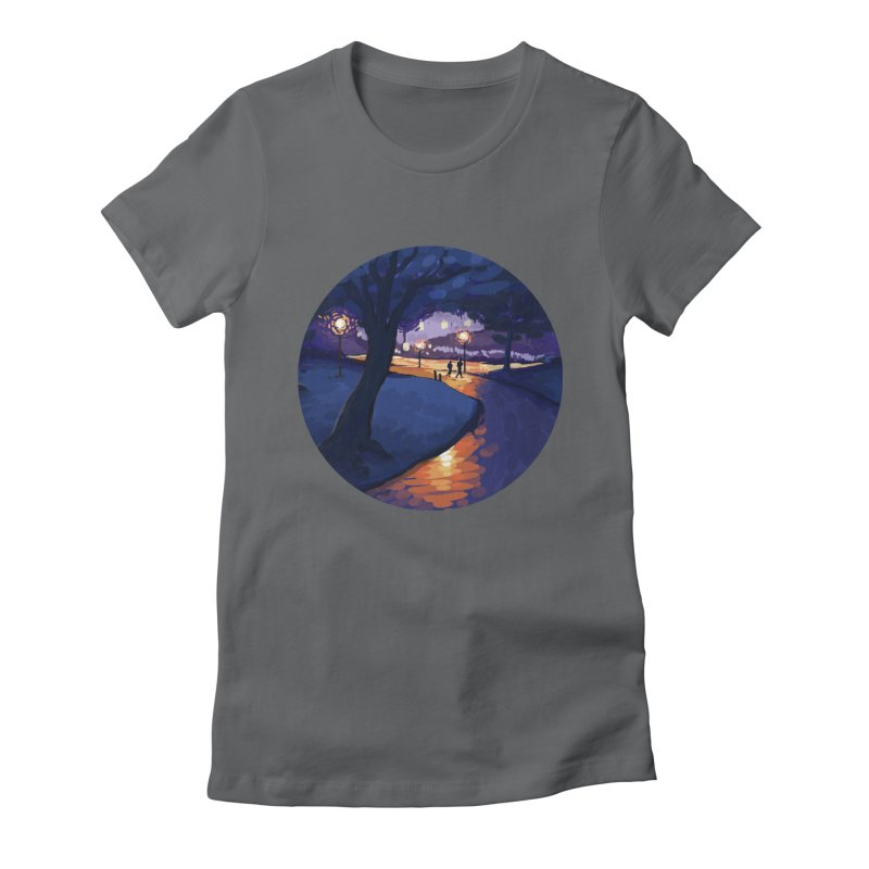 Agnes Guttormsgaard Women's Fitted T-Shirt by Misterdressup