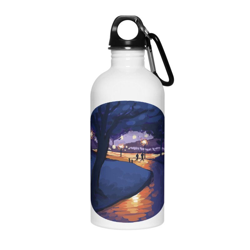Agnes Guttormsgaard Accessories Water Bottle by Misterdressup