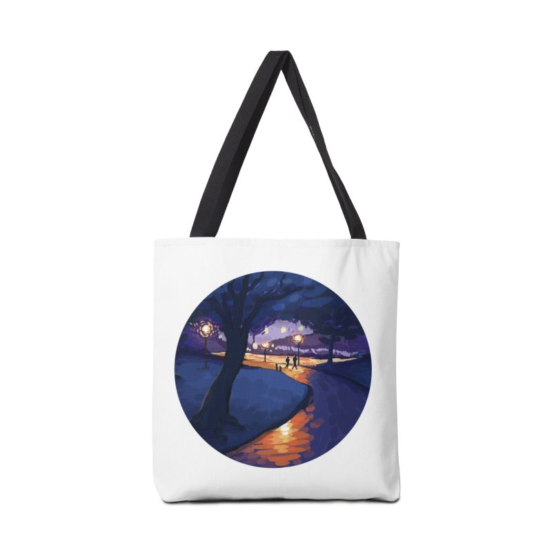 Agnes Guttormsgaard Accessories Tote Bag Bag by Misterdressup