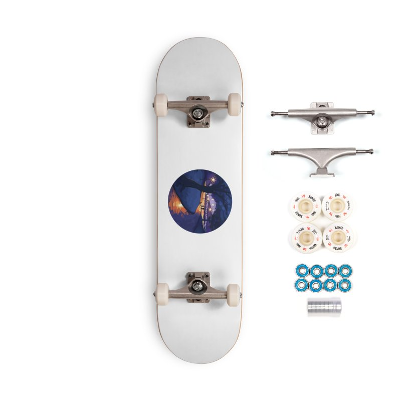 Agnes Guttormsgaard Accessories Complete - Premium Skateboard by Misterdressup