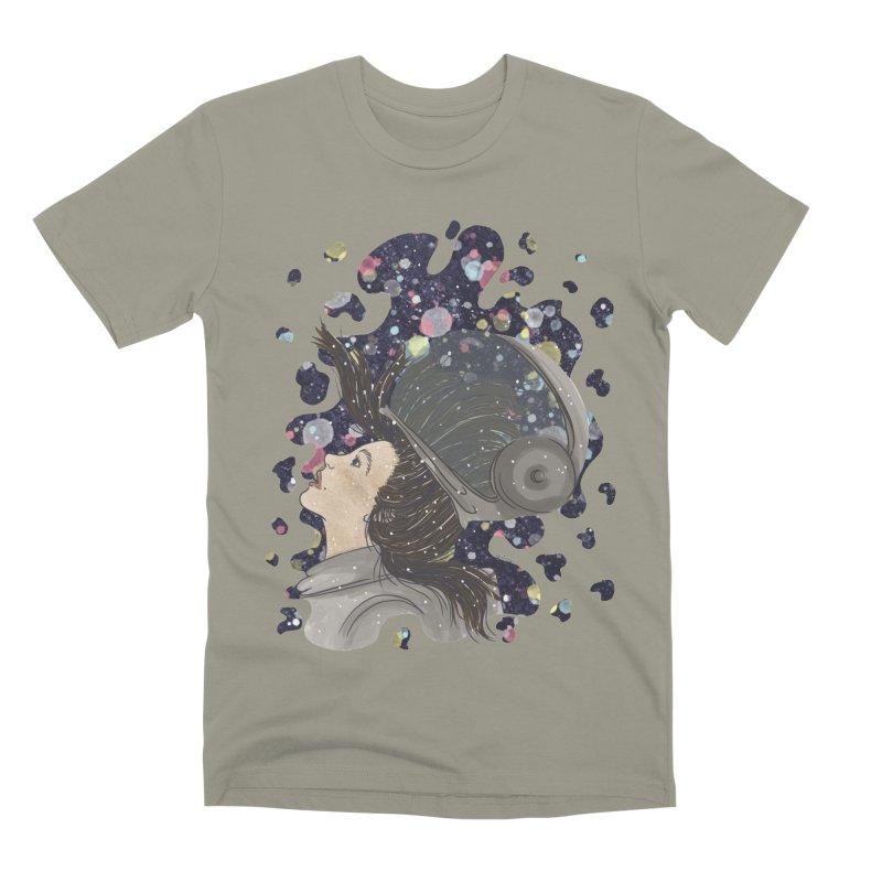 Francisca Cárcamo Men's Premium T-Shirt by Misterdressup