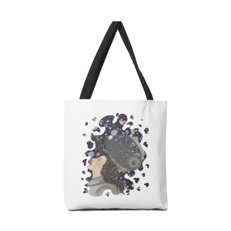 Francisca Cárcamo Accessories Tote Bag Bag by Misterdressup