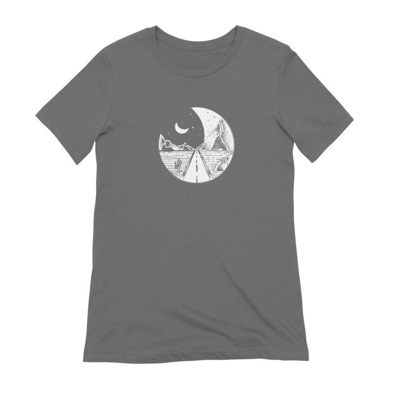 Alexandu Achim Women's Extra Soft T-Shirt by Misterdressup