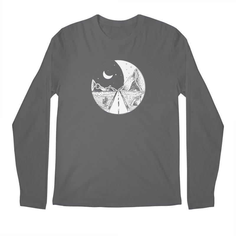 Alexandu Achim Men's Regular Longsleeve T-Shirt by Misterdressup
