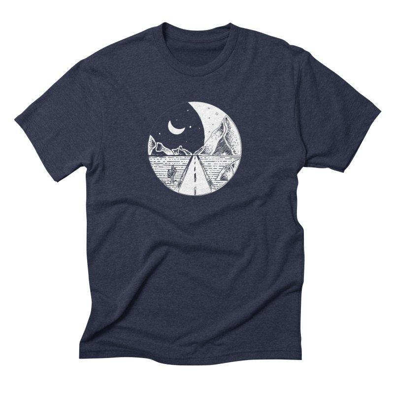 Alexandu Achim Men's Triblend T-Shirt by Misterdressup