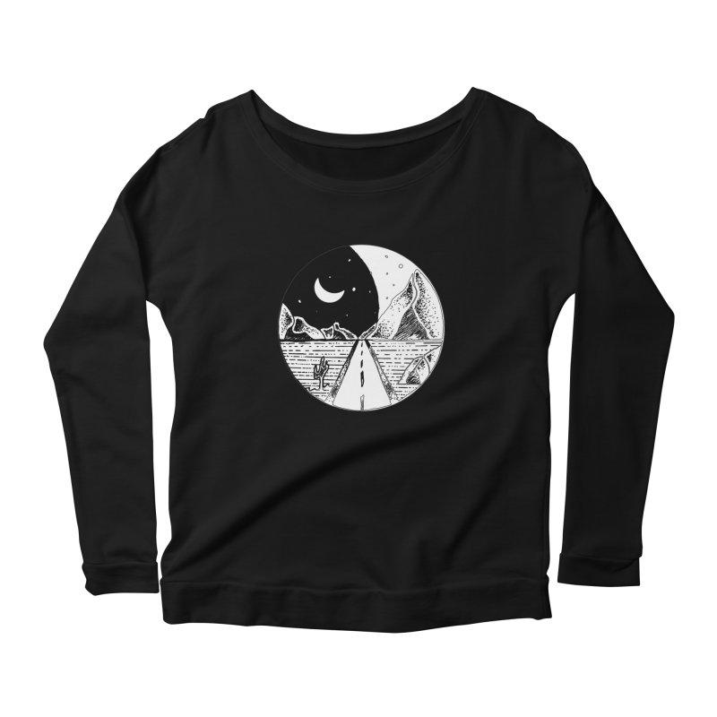 Alexandu Achim Women's Scoop Neck Longsleeve T-Shirt by Misterdressup